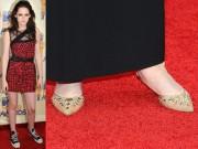 Thời trang Sao - Sao bức xúc vì bị cấm đi giầy bệt trên thảm đỏ Cannes
