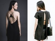 Thời trang - Thiếu nữ khoe lưng ong trong váy xẻ hút hồn