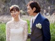 Lộ ảnh cưới hiếm hoi của Won Bin - Lee Na Young