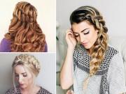 Làm đẹp - Những kiểu tóc tết mùa hè nhìn là mê khiến bạn gái phát 'thèm'