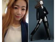 Làm đẹp - Cô gái 20 tuổi nổi tiếng nhờ đôi chân siêu dài