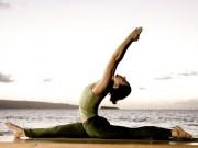 Làm đẹp - Bài tập yoga giúp giảm mỡ bụng, tăng chiều cao