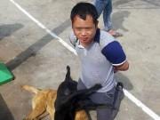 Trộm chó, bị đánh suốt 9 giờ