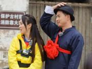 Làng sao - Vợ chồng Lý Minh Thuận - Phạm Văn Phương quấn quýt