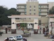 Tin tức - Bệnh nhân ung thư phổi nhảy lầu tự tử tại BV Bạch Mai