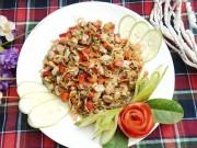 Bếp Eva - Thơm ngon với ngao xào sả ớt