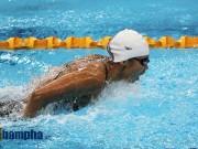 Tin tức - Khoảnh khắc kỳ diệu của nữ hoàng bơi lội Ánh Viên