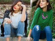 Eva Icon: Người đẹp chế ngự những chiếc quần jeans