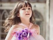 Làm mẹ - Chiêu nuôi con gái xinh như hotgirl từ nhỏ