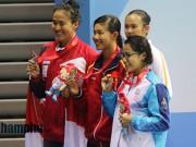 Ánh Viên 7 HCV - 8 kỷ lục: Tuyệt vời cô gái vàng Việt Nam