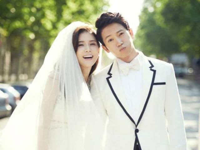 Ji Sung - Lee Bo Young chào đón con đầu lòng
