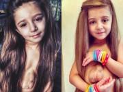 Làm mẹ - Kỳ lạ bé gái xinh hơn tiên nữ có trái tim ngoài lồng ngực