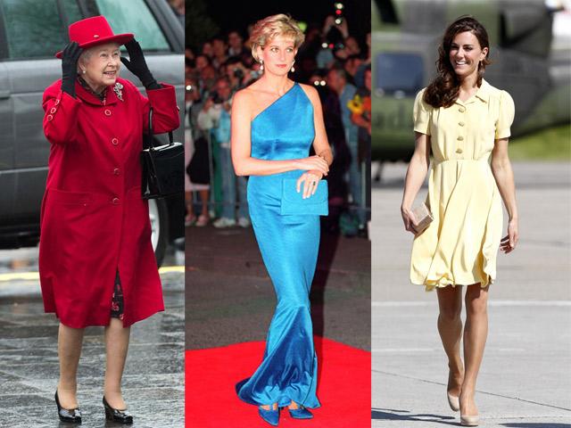 Giải mã sức hút thời trang Hoàng gia Anh