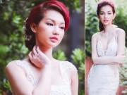 Thời trang - Quỳnh Chi làm cô dâu gợi cảm khôn xiết sau ly hôn
