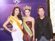 Thời trang - Lan Khuê được chủ tịch Miss Grand International mời thi hoa hậu