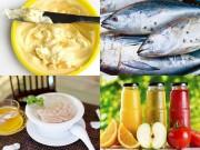 Làm mẹ - Những thực phẩm tưởng bổ nhưng có hại cho trẻ nhỏ
