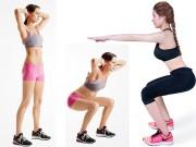 4 bài tập squat chuẩn cho mông lép trở nên căng tròn