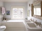 Nhà đẹp - Những điều cần nhớ trong phong thuỷ phòng tắm