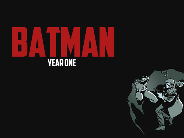 Cinemax 20/4: Batman: Year One
