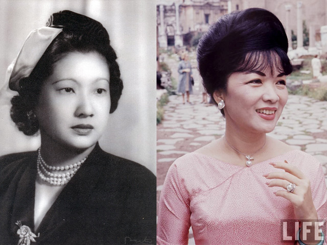 Hai huyền thoại thời trang bất tử của Việt Nam