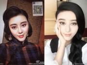 Làng sao - Cô gái 8 lần phẫu thuật để giống hệt Phạm Băng Băng
