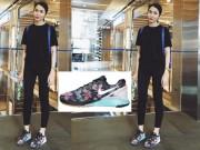 Thời trang - Ăn mặc đơn giản, Hà Tăng trẻ như nữ sinh