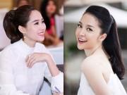 Làm đẹp - Giải nhiệt mùa hè với tóc đuôi ngựa đẹp như mỹ nhân Việt