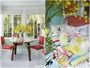 Nhà đẹp - Sắc màu rực rỡ của ngôi nhà nhỏ nhiệt đới