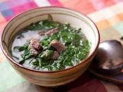 Bếp Eva - Sai lầm từ thói quen vò nát rau ngót khi nấu