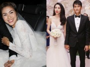 Thời trang - Những chiếc váy cưới trăm triệu gây sốc của sao Việt