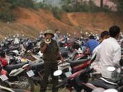 8 triệu lượt khách đổ về Đền Hùng: Đếm bằng cách nào?