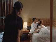 """Xem & Đọc - Lê Phương đau đớn nhìn chồng ngủ với bạn thân trong """"Trận đồ bát quái"""""""