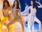Ngọc Trinh, Thủy Tiên sexy biểu diễn tại Chung kết BNHV 2016