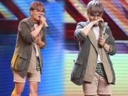 Làng sao - Chàng trai bị bệnh do bạo hành gây xúc động tại X-Factor