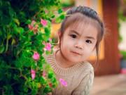 Ảnh đẹp của bé - Đặng Hoàng Khánh Đoan - AD22174 - Môi trái tim cực xinh