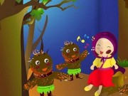 Làm mẹ - Truyện cổ tích: Hai cô gái và cục bướu