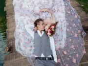 Eva Yêu - Ảnh cưới như mơ của cặp 9x yêu nhau từ bàn tay trắng