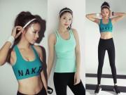 Thời trang - Chọn đồ thể thao giúp chị em gợi cảm ngay cả khi tập luyện