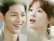 """Làng sao - Song Hye Kyo: """"Nếu hẹn hò với đàn ông như Yoo Shi Jin thì sợ lắm"""""""