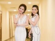 Dương Hoàng Yến - MC Thùy Linh như chị em sinh đôi