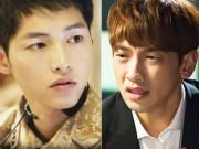 """Xem & Đọc - Chuyện gì xảy ra nếu Bi Rain thay Song Joong Ki làm soái ca """"Hậu duệ""""?"""