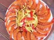 Bếp Eva - Mẹ 2 con ở Sài Gòn chia sẻ cách làm tôm chua cực hot