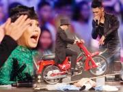 Đây là màn biểu diễn khiến giám khảo trố mắt và  ' quẩy '  hết mình tại Got Talent!