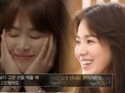 """Làng sao - Song Hye Kyo: """"Xin lỗi vì đã giả đò dễ thương"""""""
