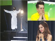 Làng sao - Nghệ sĩ điếng hồn vì tiết mục điện giật trên sân khấu hài