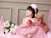 Ảnh đẹp của bé - Nguyễn Bảo Anh - AD16217 - Sâu con cực xinh xắn