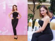 Làm đẹp - Lan Phương tự tin khoe vai trần sau giảm cân