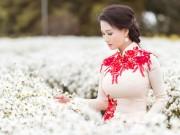Làng sao - Hoa hậu Sương Đặng say đắm giữa thiên nhiên mơ mộng