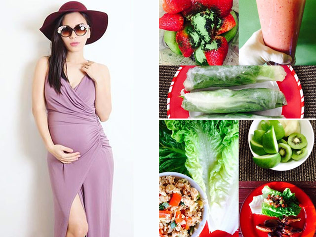 Thực đơn ăn uống vào con không vào mẹ của mẹ Việt ở Mỹ
