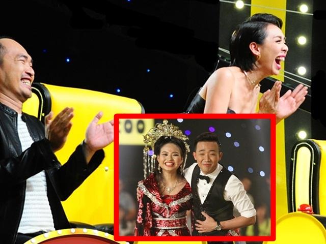 Vợ chồng Thu Trang - Tiến Luật lên tiếng về nghi vấn thiên vị thí sinh
